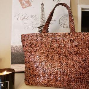Tote handbag by Jessica Simpson
